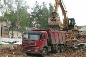 Вывоз строительного мусора с утилизацией